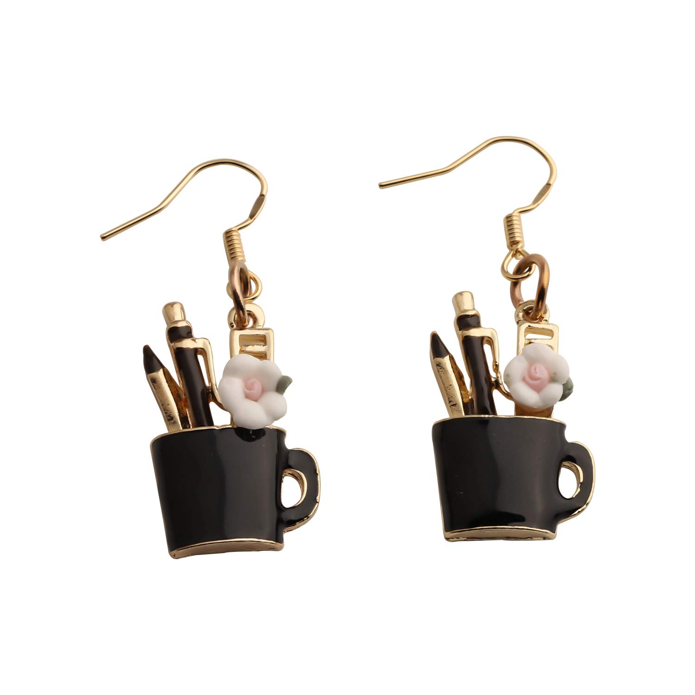 SEIRAA Paint Keychain Artist Gift Paint Palette Charm Jewelry Art Student Gift Inspirational Graduation Gift