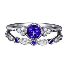 Diamond Rings, Luxury Elegance Fashion All kinds of diamond rings For Women Girls