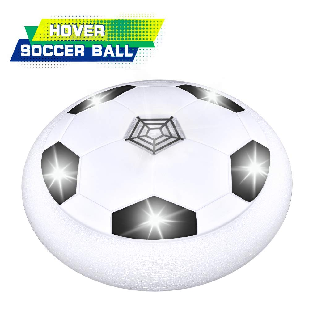ATOPDREAM TOP Toy Led Hover Soccer Ball Indoor Outdoor Games- Sports Toys