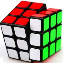 cuberspeed Shengshou Legend 3x3 Magic Cube Black Chuanqi 3x3x3 Speed Cube