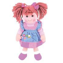 Bigjigs Toys Melody 34cm Doll