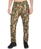 ITALY MORN Men's Casual Cargo Pant Survivor Relaxed Fit Military Outdoor