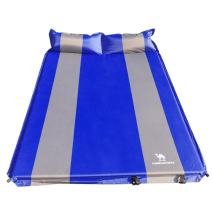 CAMEL Double Self Inflating Sleeping Pad Foam Camp Pad UL Sleeping Mat Great for Outer Skin Backpacking & Hiking
