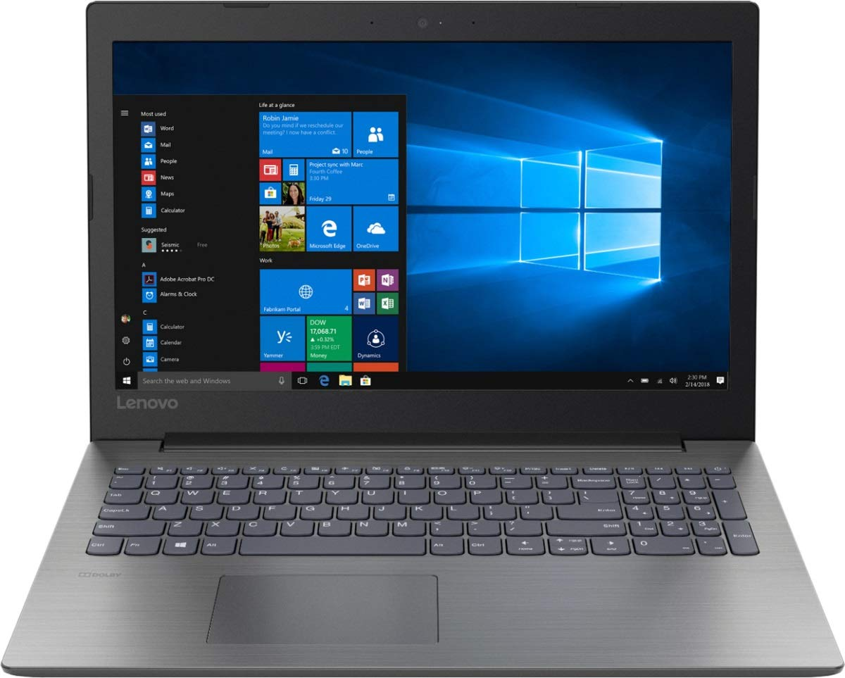 "Lenovo IdeaPad 330 Home and Business Laptop (Intel i7-8750H 6-Core, 12GB RAM, 1TB PCIe SSD, 17.3"" Full HD (1920x1080), GTX 1050, WiFi, Bluetooth, Webcam, 2xUSB 3.1, 1xHDMI, Win 10 Pro)"