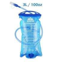 JEELAD 1.5/2/ 3L BPA Free Hydration Bladder, Water Reservoir for Camping Hiking Backpack Cycling
