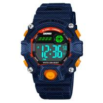 SOKY LED Waterproof Digital Sport Watches for Kids - Best Gifts