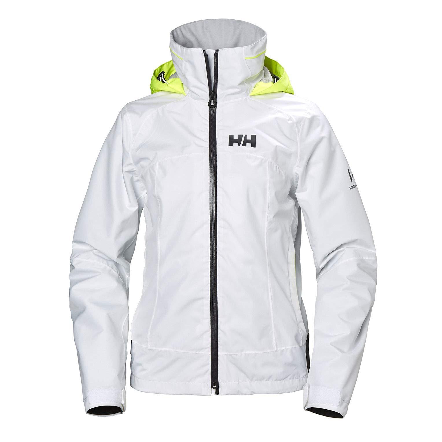 Helly Hansen Womens HP Fjord Waterproof Breathable Hooded Sailing Jacket