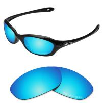 Tintart Performance Lenses Compatible with Oakley XS Fives Polarized Etched