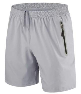 Rdruko Mens Workout Running Shorts Quick Dry Lightweight Gym Shorts with Mesh Liner