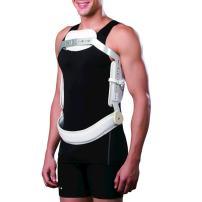 Orthomen TLSO Hyperextension Back Brace Thoracic Mechanical Back Pain & Thoracolumbar Injury (M)