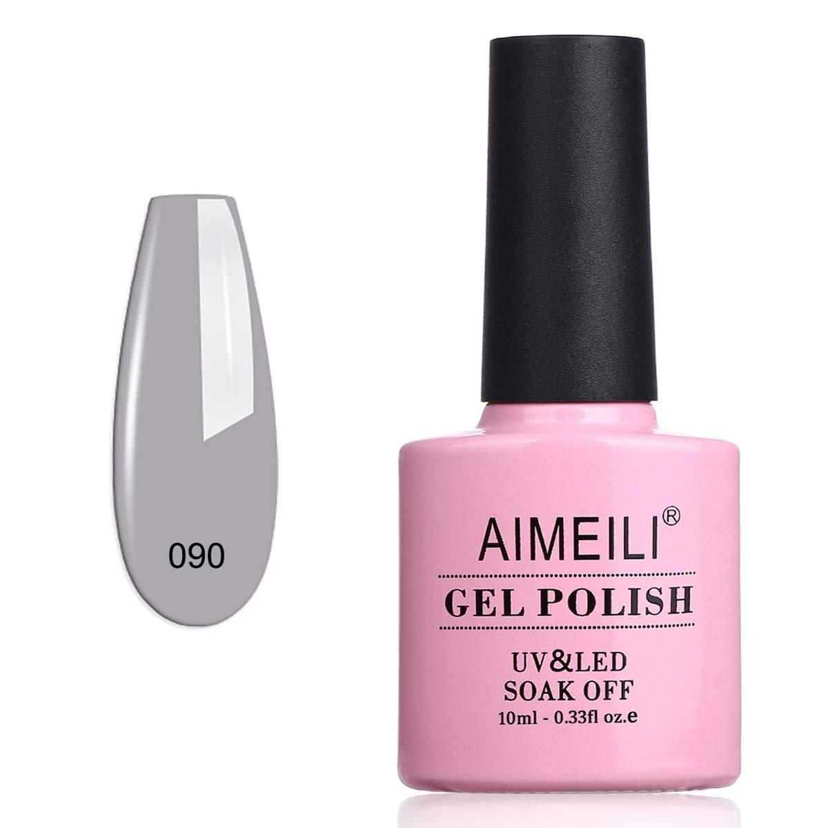 AIMEILI Soak Off UV LED Gel Nail Polish - Dare To Show (090) 10ml