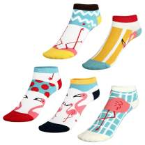 Women's Cute Animal Cartoon Socks - Novelty Casual Funny (US Size 5-10)