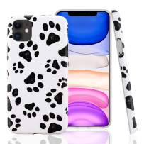 GOLINK Case for iPhone 11,Cute Series Slim-Fit Ultra-Thin Anti-Scratch Shock Proof Dust Proof Anti-Finger Print TPU Gel Case for iPhone XI 6.1 inch(2019 Release)-Paws