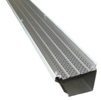 """FlexxPoint 30 Year Gutter Cover System, Residential 5"""" Gutter Guards, 102ft"""