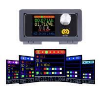 Icstation Boost Buck converters, DC 6V-36V to DC0.6V-36V Voltage Regulator, Boost Step Down Adjust Converter, Constant Current, Reverse Protection, Short Circuit Protection