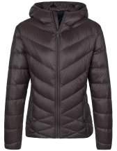 Wantdo Women's Packable Puffer Down Jacket Winter Hooded Lightweight Coat