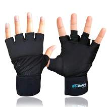 EZ-WRAPS Speed Wraps: Premium Boxing Hands Wraps for Women and Men l Quick Inner Glove Wrist, Knuckle Protection for Martial Arts, Kickboxing, Cross Training and Boxing Workouts Plus Free Wash Bag