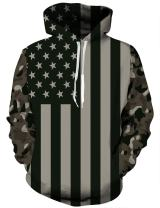 Hgvoetty Unisex 3D Novelty Hoodies for Men Women Cool Graphic Pullover Sweatshirts with Pockets