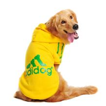 Trudz PET Large Dog Hoodies, Rdc Pet Apparel, Fleece Adidog Basic Hoodie Sweater, Cotton Jacket Sweat Shirt Coat from 3XL to 9XL for Large Dog