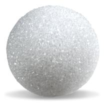Hygloss Products White Styrofoam Balls for Arts and Crafts – 2.5 Inch, 12 Pack