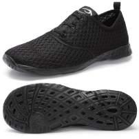 eyeones Men's Women's Quick Drying Aqua Water Shoes for Beach or Water Sport