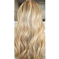 Moresoo 20Inch Tape in Hair Extensions with Highlights Color #16 Golden Blonde #22 Blonde 20PCS 50G Seamless Skin Weft Remy Tape in Extensions Glue on Hair