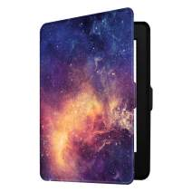 Fintie Slimshell Case for Kindle Paperwhite - Fits All Paperwhite Generations Prior to 2018 (Not Fit All-New Paperwhite 10th Gen), Galaxy