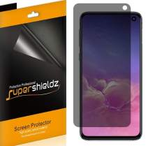 (2 Pack) Supershieldz Privacy Anti Spy Screen Protector Shield for Samsung Galaxy S10e (Not Fit for Galaxy S10)