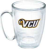 Tervis CU Logo Emblem Individual Mug, 16 oz, Clear - 1185733