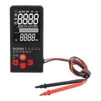 Digital Multimeter, ADMS9CLN Dual-Mode 3.5 inch Screen Anti-Burn LCD Multimeter Voltage Detection Testing Tool