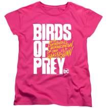 Birds of Prey Birds of Prey Logo Women's T Shirt & Stickers