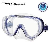 TUSA M-3001 Freedom Tri-Quest Scuba Diving Mask