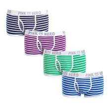 GEEK LIGHTING Mens Boxer Briefs Underwear Camouflage Short/Long Leg 4 Pack