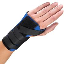 OTC Wrist Splint, Cock-up Style, Neoprene, Small (Left Hand)