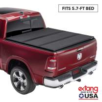 "Extang Solid Fold 2.0 Hard Folding Truck Bed Tonneau Cover  | 83425 | Fits 09-18, 19/20 Classic Dodge RAM 1500/2500/3500 5'7"" Bed"