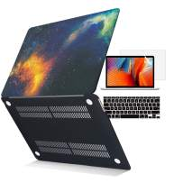 TOJIA MacBook Pro 15 inch Case Model:A1707 A1990 Plastic Hard Cover with Keyboard Skin Screen Protector (2016/2017/2018/2019)