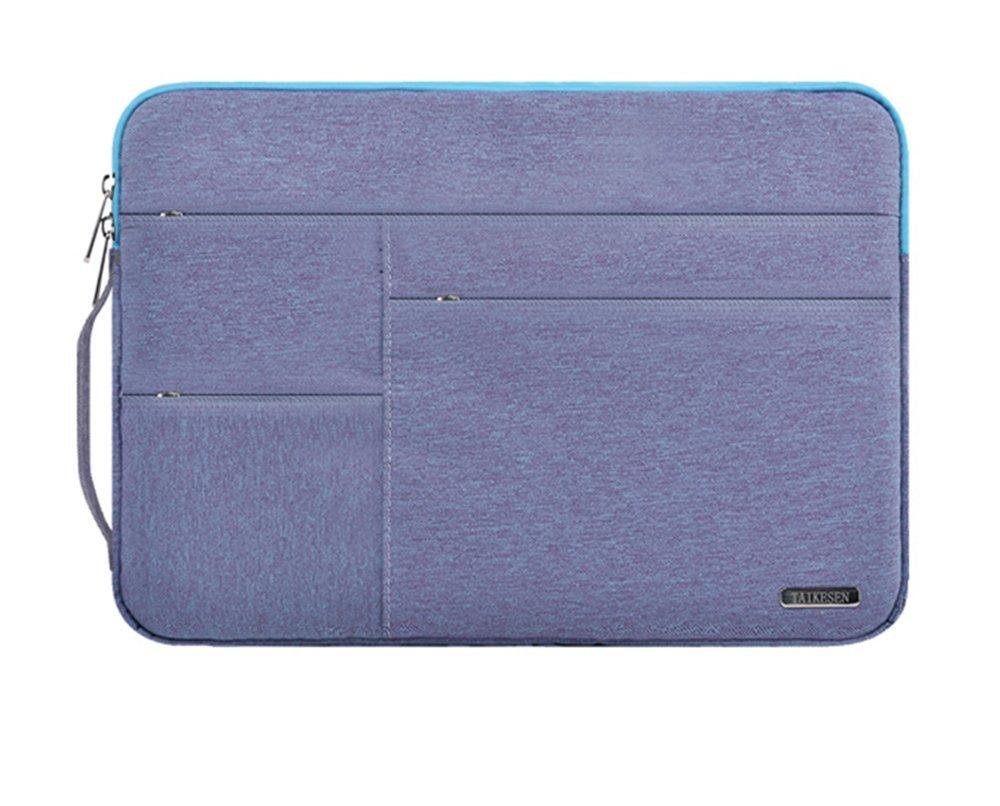 Audirex Water Drop Proof Laptop Handbag Tablet Sleeve for 12 13 13.3 inch MacBook Air | MacBook Pro Retina 2012-2017 | 12.9 Inch iPad Pro | Surface Pro 3 Pro 4 Book | New Surface Pro (Navy Blue)