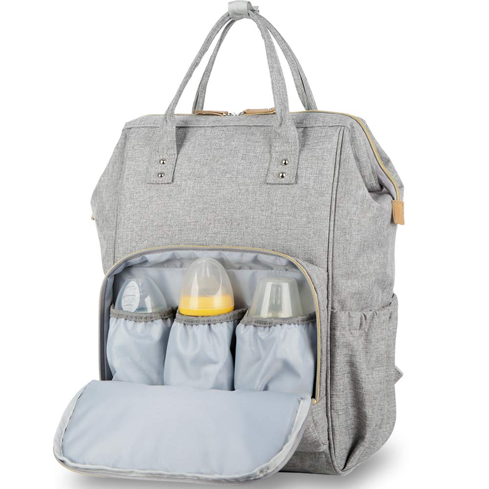 V-COOOL Diaper Bag Milk Storage Bag Lunch Bag Picnic Backpack Large-capacity Backpack Fresh Package Insulated Bag