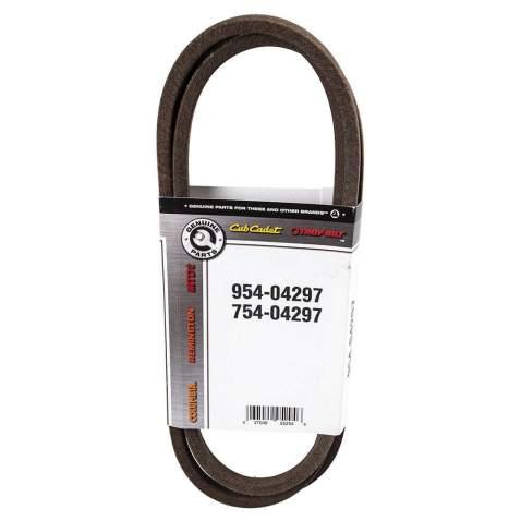 Stens 266-220 OEM Replacement Belt, Black