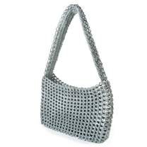 Eco Friendly Purse Socorro Recycled Pop Top Bag Escama Studio | With Fabric Liner & Zip Top Inside Pocket for iPhone