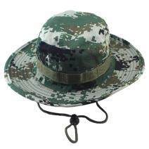 ocharzy Adjustable Boonie Hat for Outdoor Activities,Extreme Condition Sun Hat