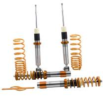 maXpeedingrods Coilovers Shock Absorbers for BMW 5 Series E39 Sedan 1996-2003 Street Use - Gold
