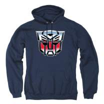 Transformers Autobot Airbrush Logo Pullover Hoodie & Stickers