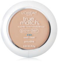 L'Oreal Paris True Match Super-Blendable Powder, Natural Ivory, 0.33 oz.
