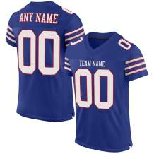 Custom Mesh Football Jersey Athlete's Uniforms Team Sportwear Stitched Name & Numbers Unisex Big&Tall