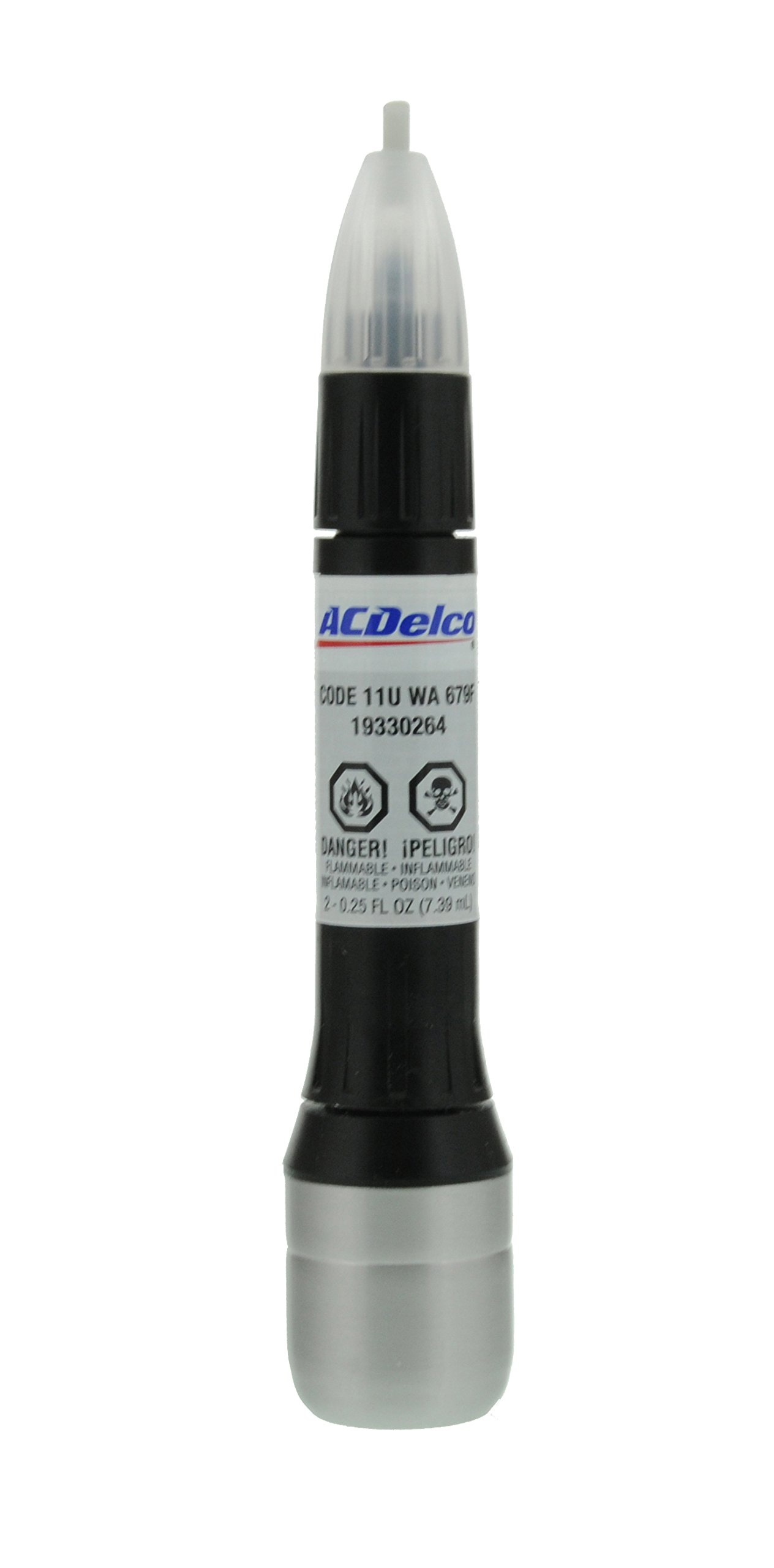 ACDelco 19330264 Heron White (WA679F) Four-In-One Touch-Up Paint - .5 oz Pen
