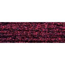 DMC 317W-E3685 Light Effects Polyster Embroidery Floss, 8.7-Yard, Rosewood