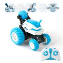 Sinovan Mini RC Cars Stunt Car Toy, 4WD 2.4Ghz Remote Control Car Double Sided Flips 360° Rotating Vehicles, Kids Toy Cars for Boys & Girls Birthday