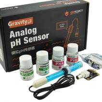 Gravity: Analog pH Sensor/Meter Kit V2 for Arduino - for Aquaponics Or Fish Tanks Or Other Materials That Need Measurements