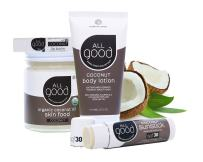 All Good Coconut Collection - Lip Balm - Lotion - Skin Food - Sunstick